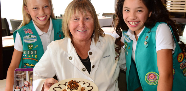 San Diego Restaurant Week and Girl Scouts