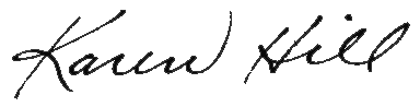 664_Karen_Hill_Signature